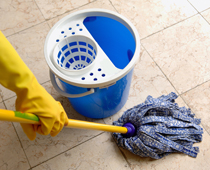 Mop, Janitorial Service in Chicago, IL